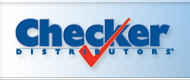 Checker Distribution Logo