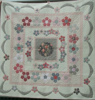desert rose quilt pattern by sue daley