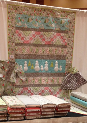 merry little christmas quilt