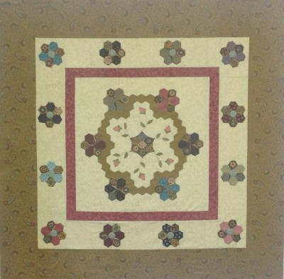 Coconut Ice by BackDoor Quilts