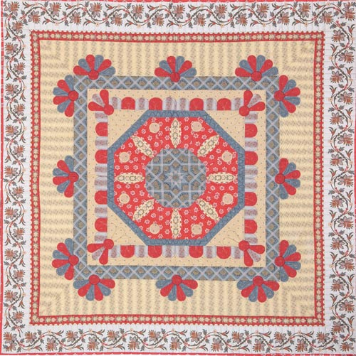 Provence-Quilt