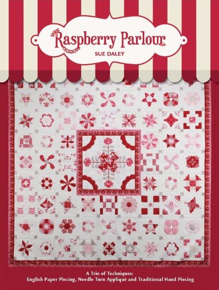 Raspberry Tea Pattern