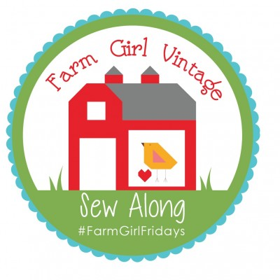 Farm Girl Vintage sew along icon