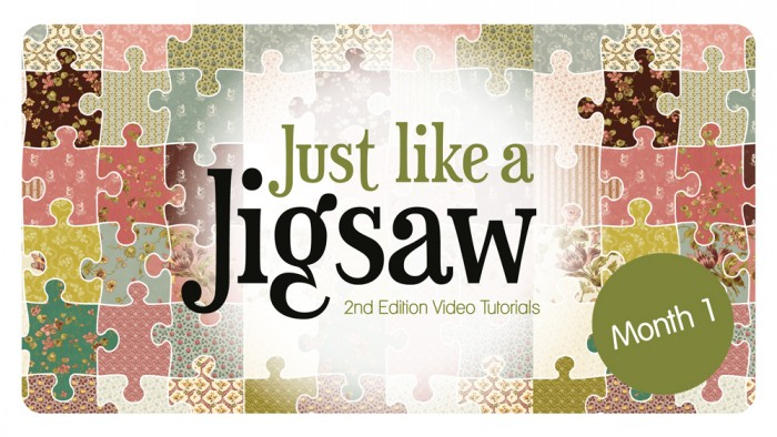 Just Like a Jigsaw 2nd Edition