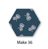 Make 36 Hexagons