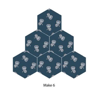 Complete 6 blocks