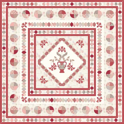 Rouge Provence Qulit