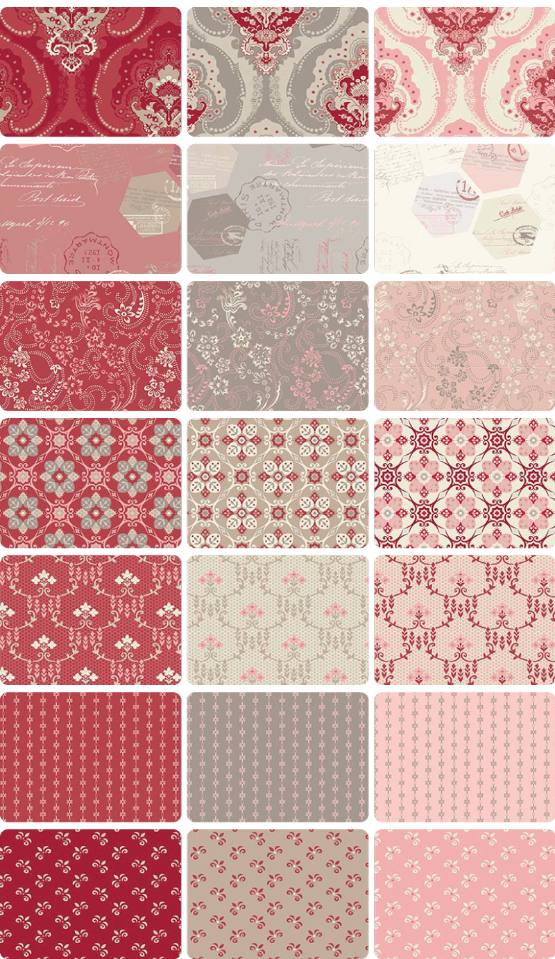 beaujolais fabrics