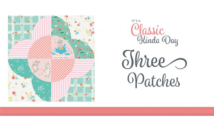 Three Patches Title