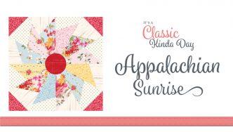 Appalachian Sunrise Title