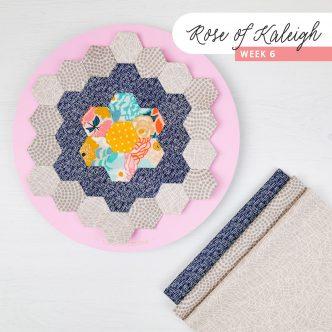 Rose of Kaleigh Sew Along Step 6