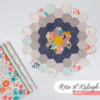 Rose of Kaleigh Sew Along 7