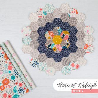 Rose of Kaleigh Sew Along 7