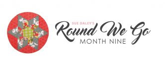 Round We Go Month 9 Banner