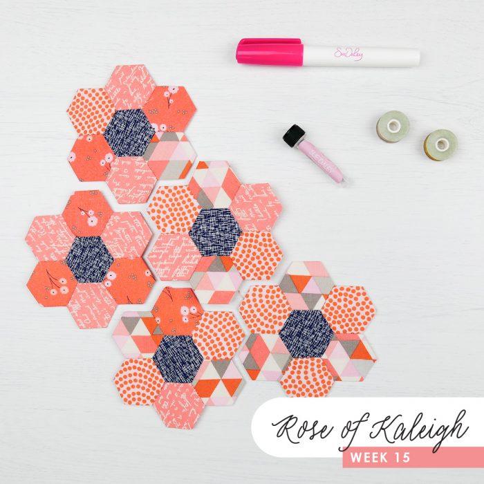 rose of kaleigh step 15