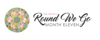Round We Go Month 11 Banner