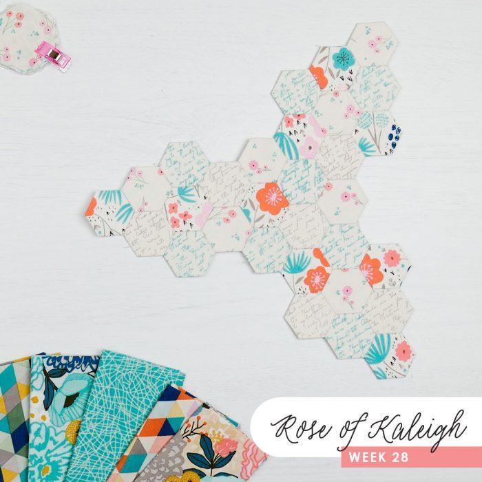 Rose of Kaleigh Step 28