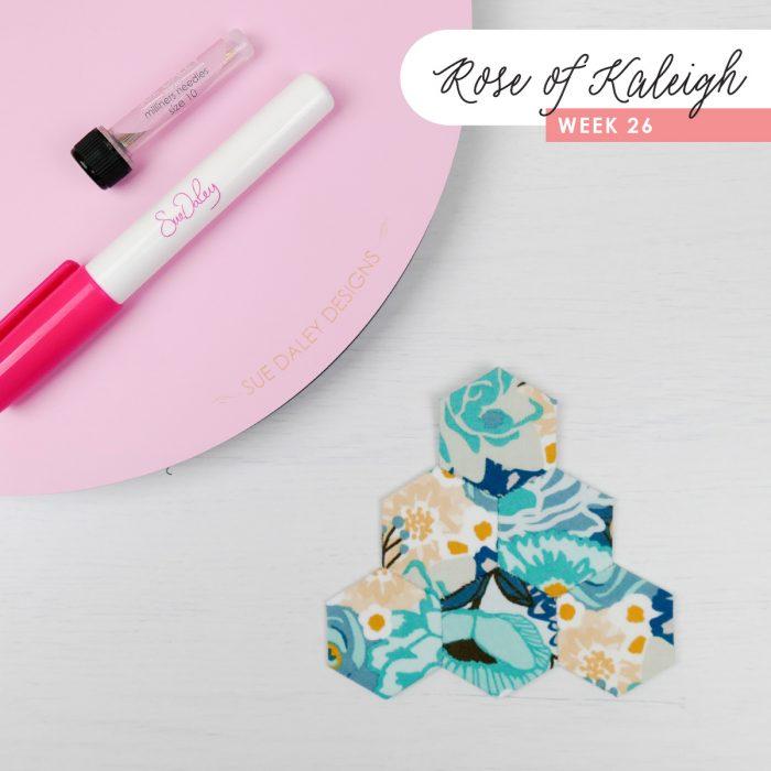 Rose of Kaleigh Step 26