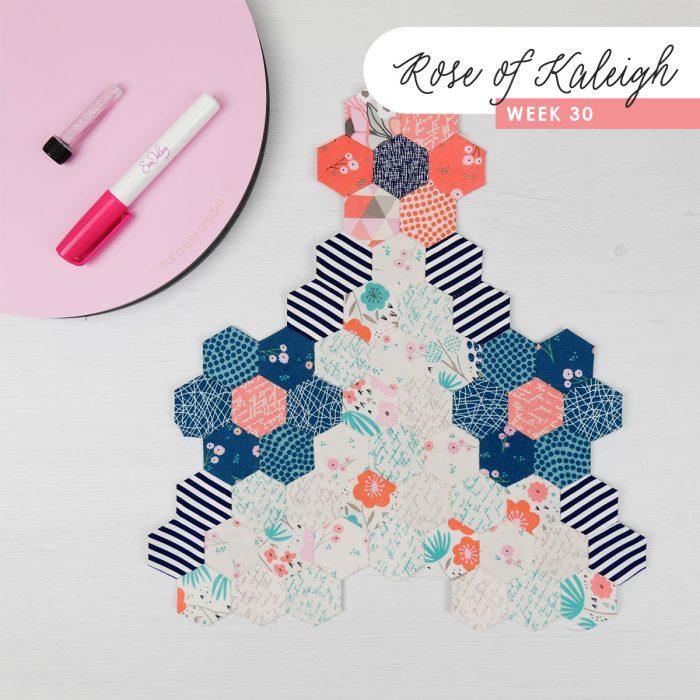 Rose of Kaleigh Step 30