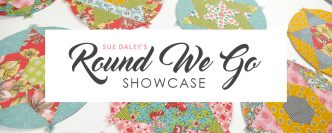 Round We Go Showcase Header