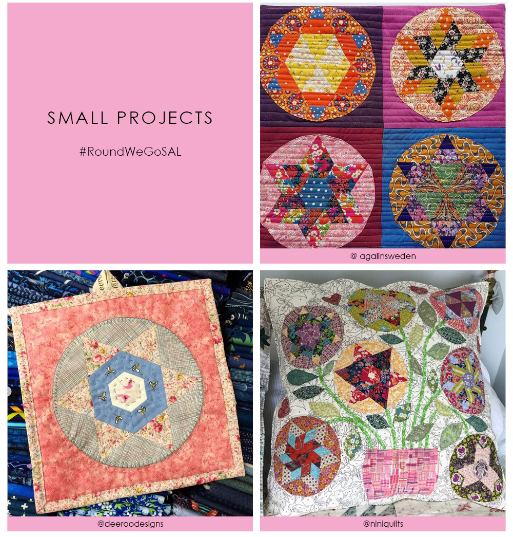 Round We Go Quilts Sue Daley Designs Blog