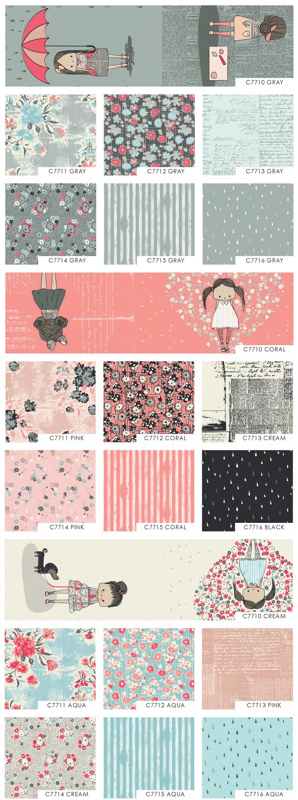 Abbie Fabrics