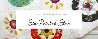 Six Pointed Star Banner