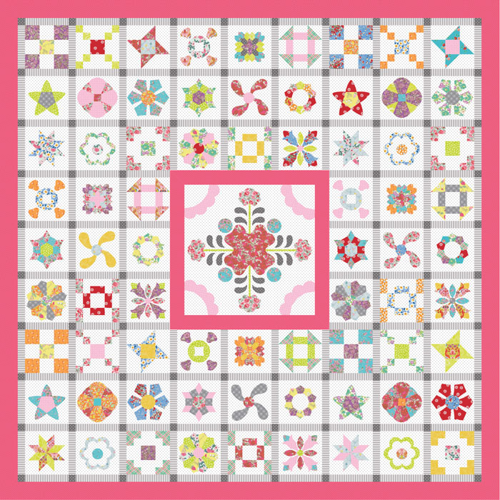 Infusion Quilt